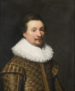 Jacob van Paffenrode, drossaard van Gorinchem, door J.A. van Ravesteyn, collectie RCE