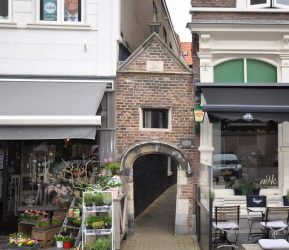 Gasthuispoortje Gorinchem
