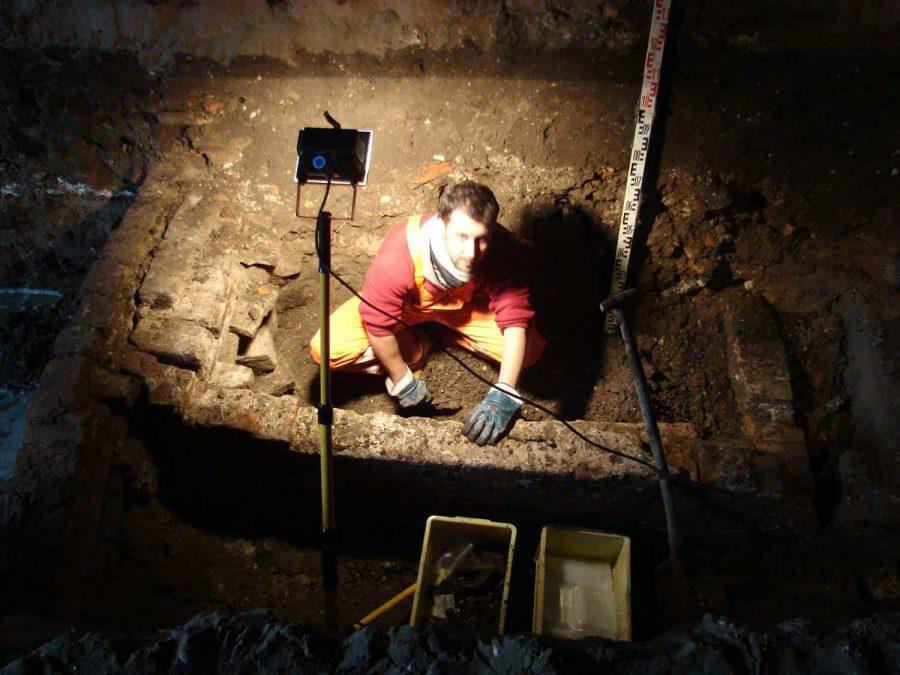 Daan Isendoorn, Archeomedia