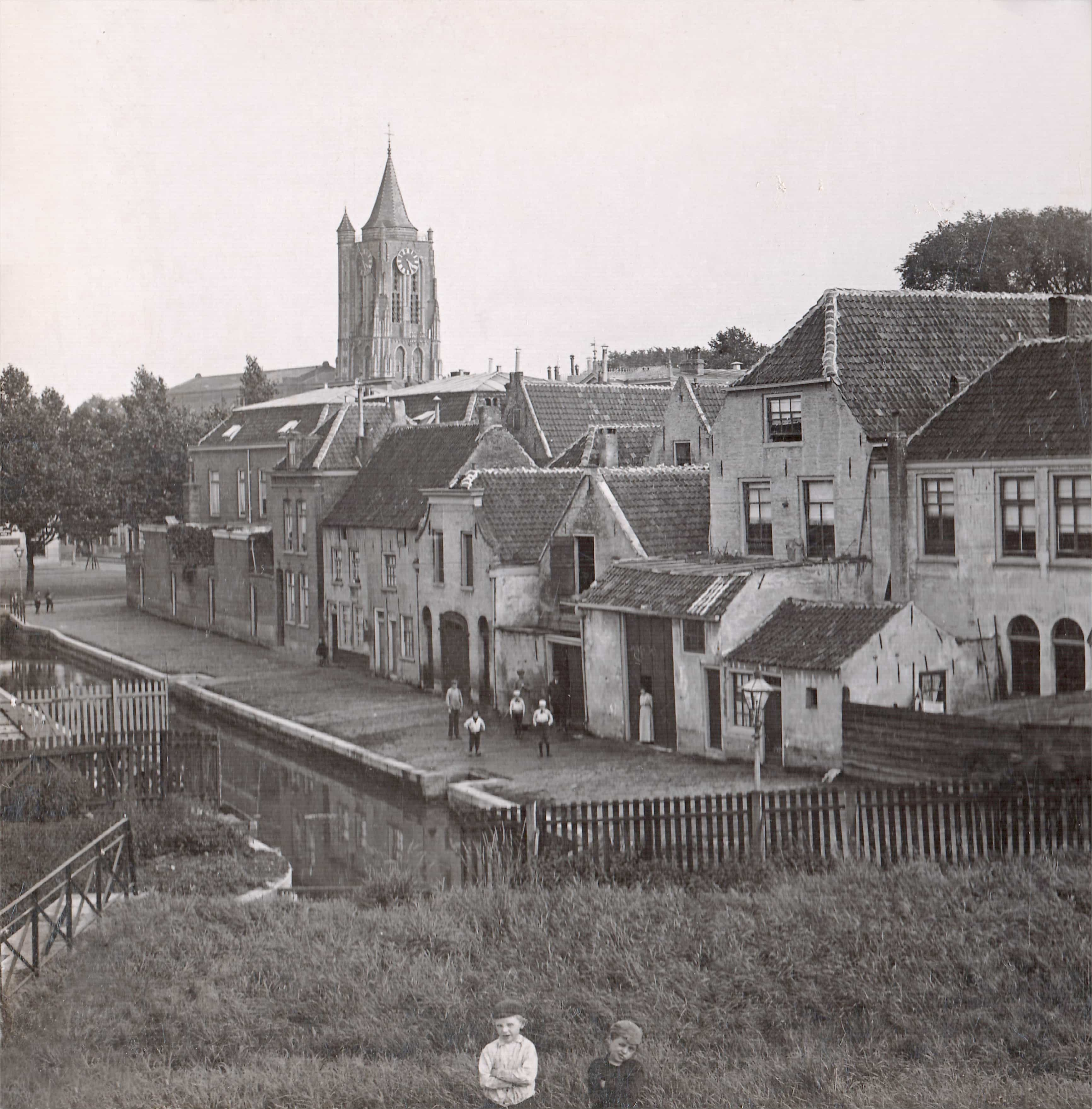 Melkheul Gorinchem 1910