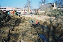 Aanvullend archeologisch onderzoek in verband met de bouw van een Politieregiokantoor