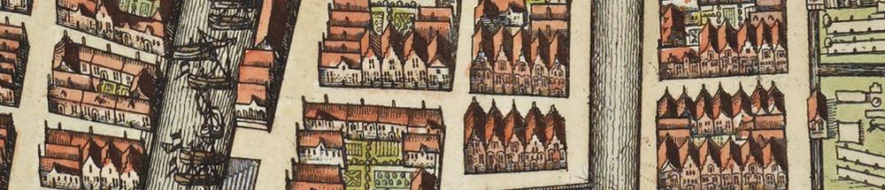 Detail kaart Joan Blaeu 1652