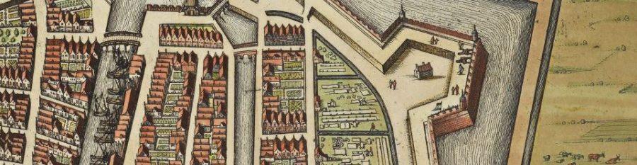 Detail kaart door Joan Blaeu (1652)