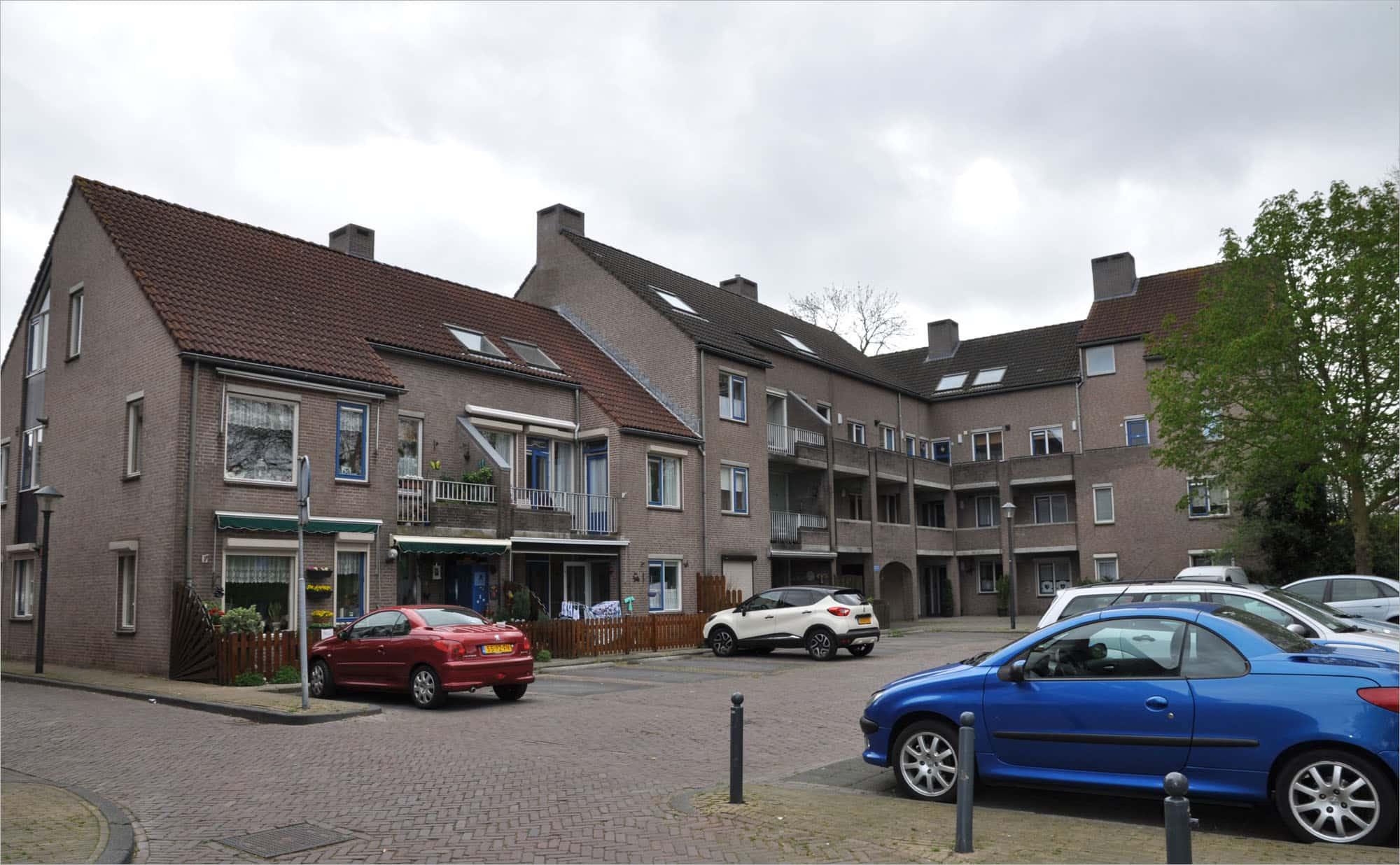 Schuttersgracht Krabsteeg Gorinchem