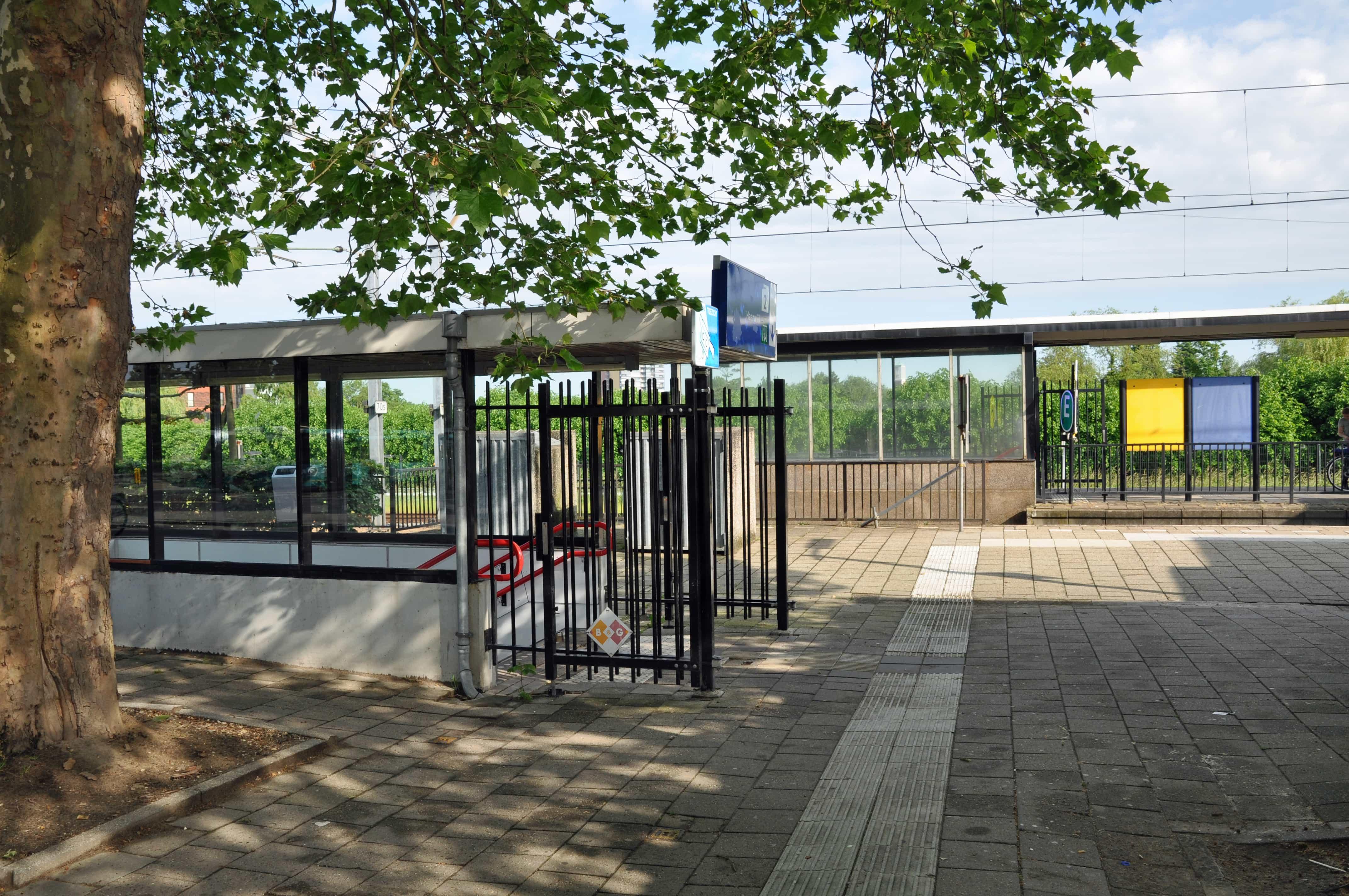 Reizigerstunnel station Gorinchem
