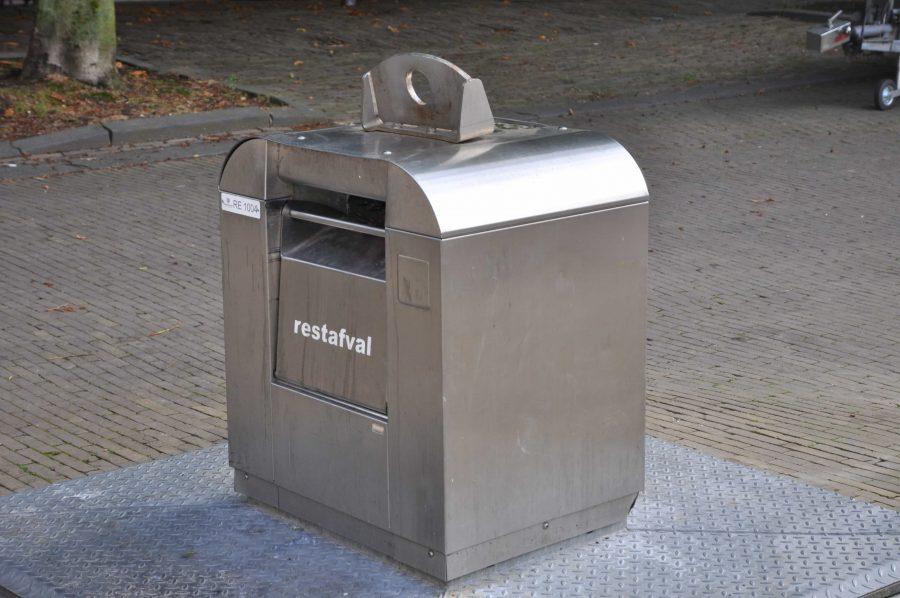 Ondergrondse afvalcontainer Gorinchem