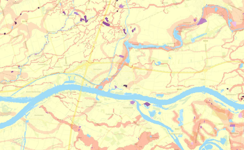 Detail Indicatieve Kaart Archeologische Waarden (IKAW)