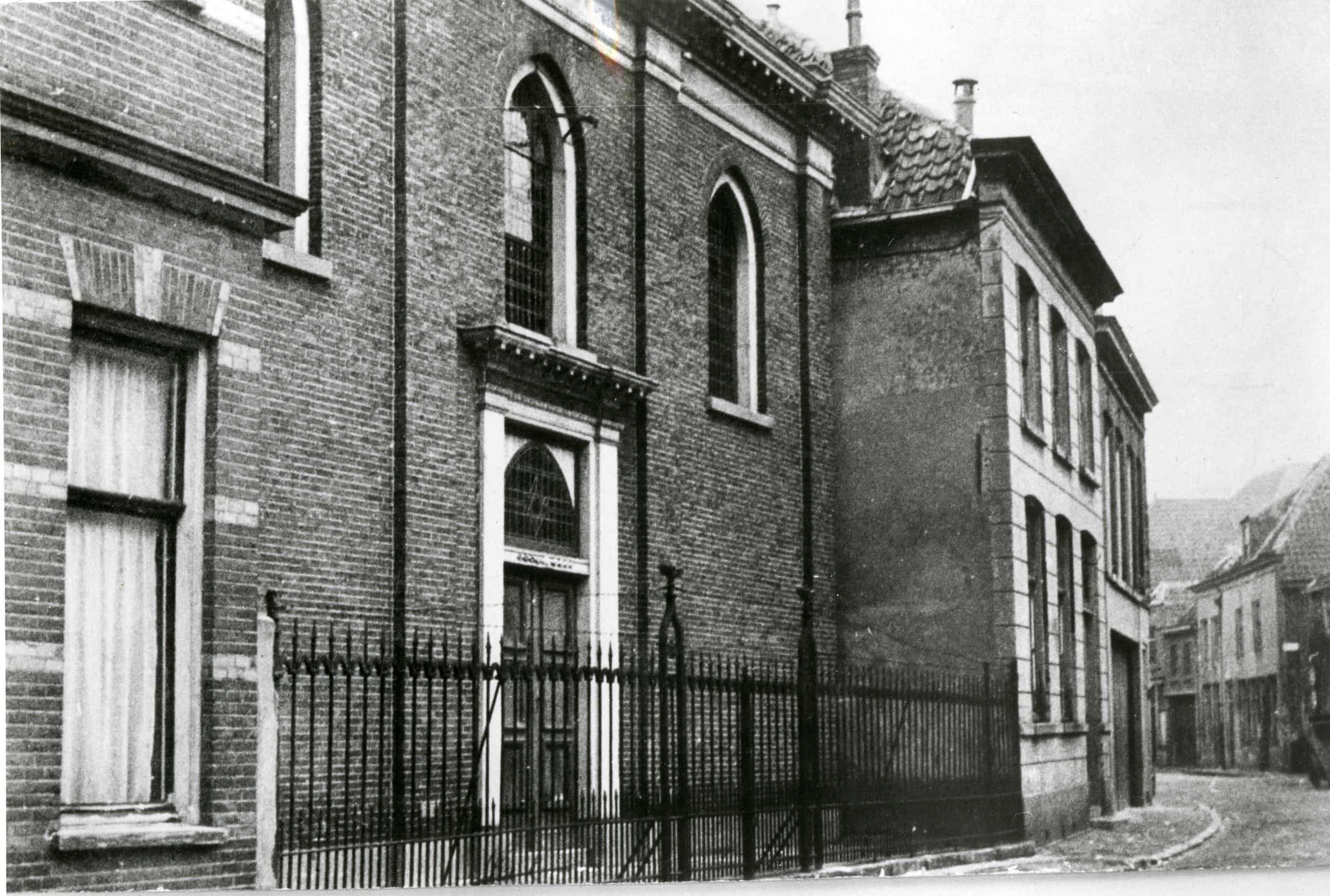 Synagoge Gorinchem Kwekelstraat 16