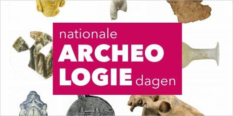 Kom speuren in het depot tijdens de Nationale Archeologiedagen
