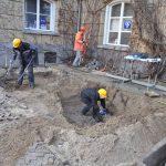 Skeletten gevonden op Groenmarkt