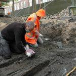 Archeologisch onderzoek bij Grote Toren