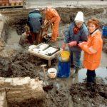 Opgraving naar eergister in Gorinchem