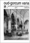 Veen, M.C.W. (1998)<br /> De Blauwe Toren, in: Oud-Gorcum Varia 15 nr. 42, p. 280-284.<br /> PDF (15 MB)