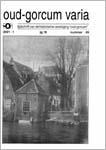 Braven, A. den (2001)<br /> Bezoek aan de archeologische werkruimte in Gorinchem, in: Oud-Gorcum Varia 18 nr. 49, p. 72-73.