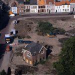 Kazerneplein verandert deze maand in bouwput