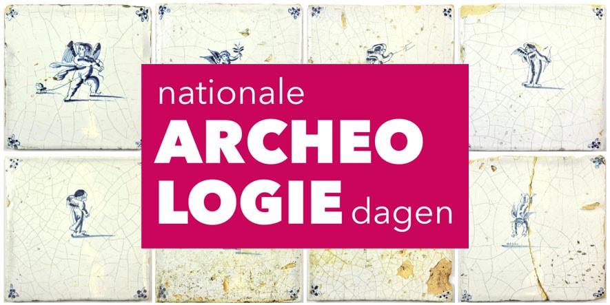 Nationale Archeologiedagen archeologisch depot Gorinchem 2019