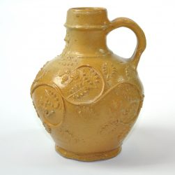 Baardmankruik gevonden tijdens een opgraving aan de Krijtstraat te Gorinchem (2002)