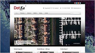 Homepage DOTKA Data BV