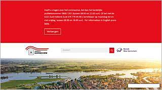 Homepage Gemeente Gorinchem