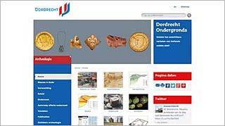 Archeologie Dordrecht Ondergronds