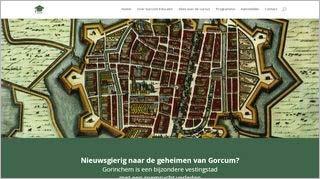 Homepage Stichting Gorcum Educatie