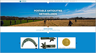 Homepage PAN-Portable Antiquities of the Netherlands