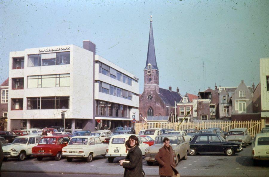 NJBG-leden in het hart van de stadssanering (1971)