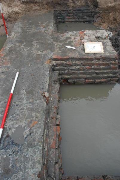 Bagijnenwalstraat-Lindeboom, middeleeuwse stadsmuur (2019)