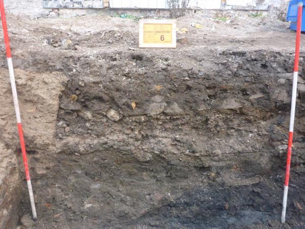 Archeologisch onderzoek Hazewindhondstraat 6 Gorinchem (2017)