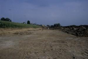 Wijdschild, kasteel van de heren van Arkel (1996)