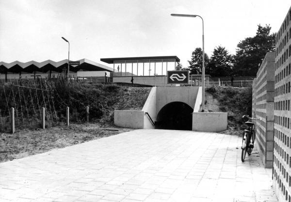 Station Gorinchem 1972
