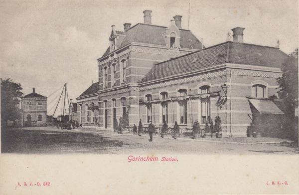 Station Gorinchem